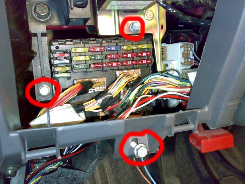 Schema Elettrico Per Porta Automatica Pollaio : Schema elettrico chiusura centralizzata fiat centralina